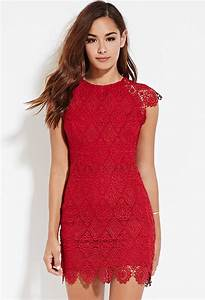 Red Cocktail Dresses Forever 21 - Boutique Prom Dresses