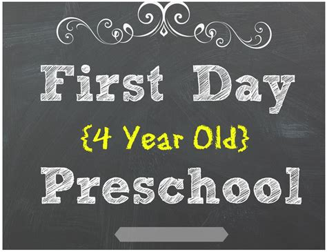 first day of preschool printable day of preschool sign frugal fanatic 616