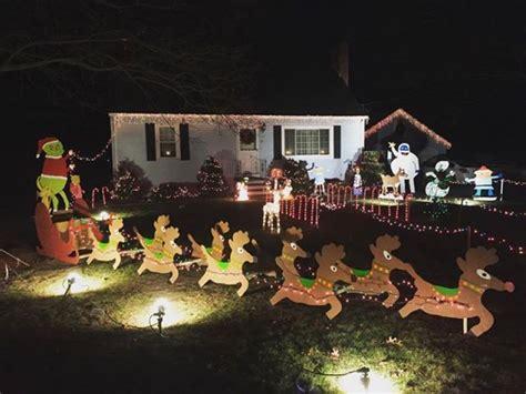 where to see holiday lights near tewksbury tewksbury ma