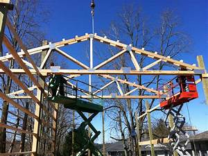 Clear span trusses portland oregon locke buildings for Clear span trusses