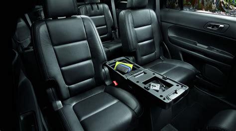 Ford Explorer Captains Chairs 2013 by صورة مقاعد السيارة فورد اكسبلورر ليمتد فل كامل 2014 المرسال
