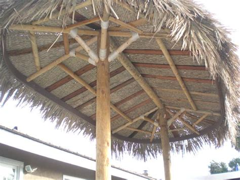 how to build a palapa palapa structures palapas two pole palm