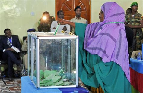 Somalia reserves 30% of parliament seats for women in next ...