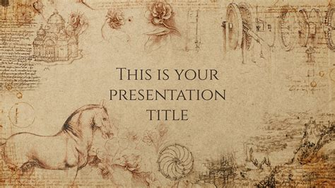 powerpoint template  google  theme