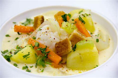 cuisine marseillaise recettes bourride de lotte et ses petits légumes basse température