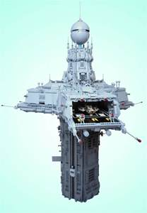LEGO Star Wars Space Station
