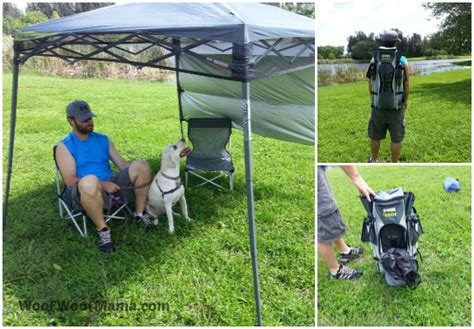 quik shade instant chair instant canopy pet bed and quik shade for outdoor family