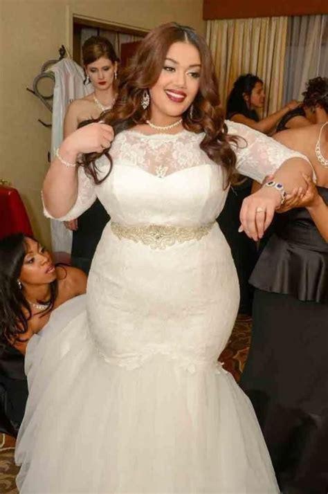 place wedding dresses  size sheer crew neck