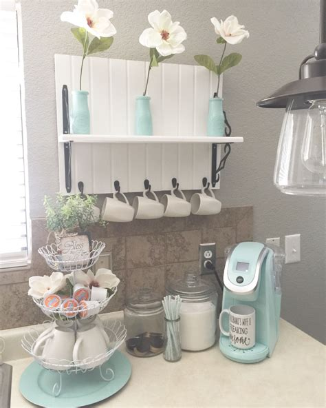 By now you already know that, whatever you are looking for, you're sure to find it on. DIY, Keurig, wood shelf, coffee bar, spring, coffee, Tiered Stand , tiered   Coffee, Wood ...