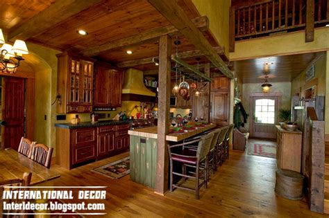 rustic farmhouses old farmhouse in the woods with a rustic interior