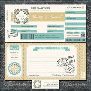 plane ticket wedding invitations boarding pass gold With cruise boarding pass wedding invitations with rsvp