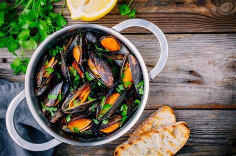 recettes moules marinieres marie claire