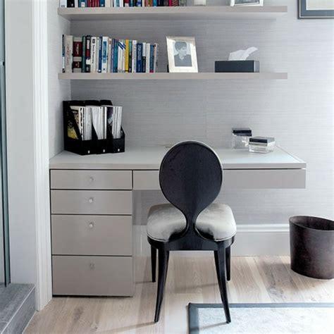 bureau avec etageres le bureau avec étagère designs créatifs