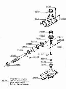 Ford Everest Gearbox Diagram