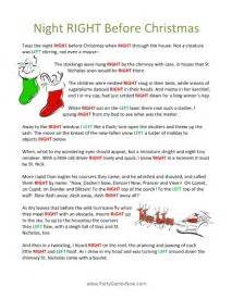 twas the night before christmas pass around gift exchange poems pinterest christmas gift