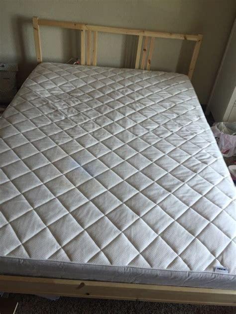 sultan hanestad mattress sultan hanestad mattress ikea furniture in auburn