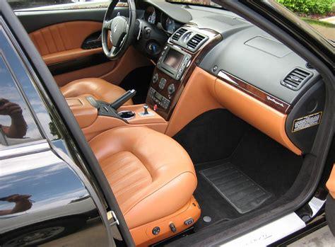 maserati spyder interior 2005 maserati quattro porte 4 door coupe 64387