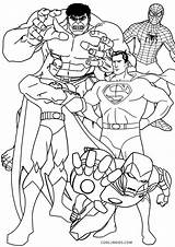 Coloring Superhero Printable Masks Cool2bkids Templates Printables Popular sketch template