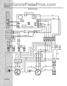 Parts For Electrolux Plhv42p8cc  Wiring Diagram Parts
