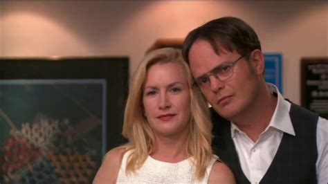 Dwight X Angela (the Office)---look After You
