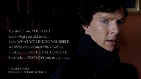 Sherlock Quotes Sherlock Quot The Problem Quot Best Quotes Volganga