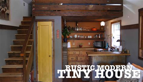 garage turned into house garage turned into a tiny house quot the rustic modern quot in portland or