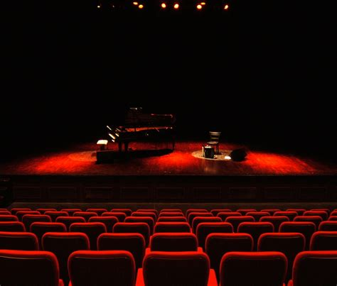 salle de spectacle tanzmatten