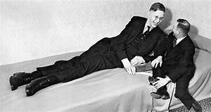The Tragically Short Life Of Robert Wadlow  The World U0026 39 S Tallest Man Ever
