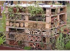 Insect Hotels Learning Landscapes Professional