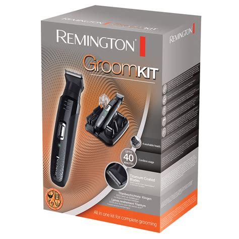 multi groom mens personal groomer kit pg remington uk