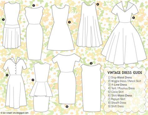 9 Common Types Of Vintage Dresses, Vintage Dress Styles