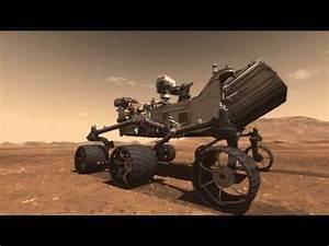 NASA Curiosity Mars Rover - Live Landing Event | Video