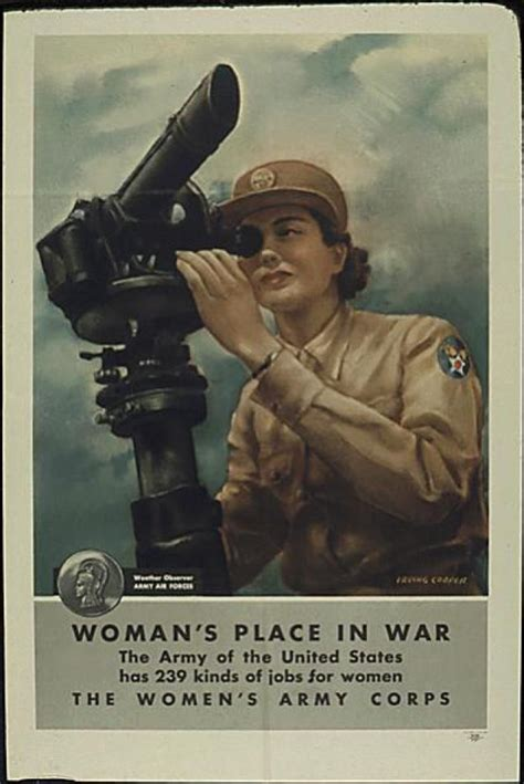 pin onwwii women recruitment posters