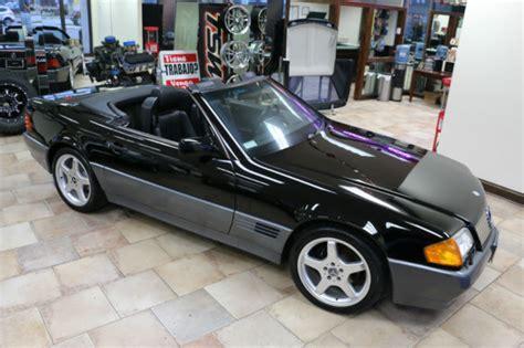 how it works cars 1993 mercedes benz sl class auto manual mercedes benz sl class convertible 1993 black for sale wdbfa67e4pf073390 1993 mercedes sl500
