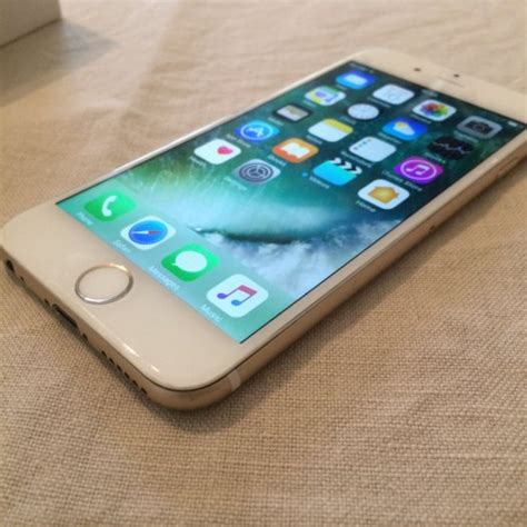 iphone 6 sim free iphone 6 gold 16gb sim free for in lucan dublin from