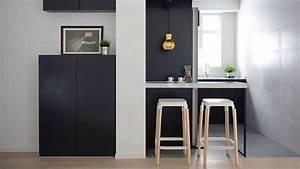 quelle couleur accorder avec le noir With quelle couleur accorder avec le gris 11 ajouter de la couleur dans un salon noir et blanc