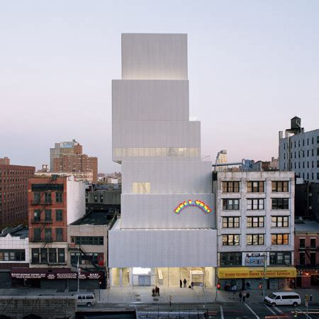 New Museum By Sanaa Opens In New York Dezeen