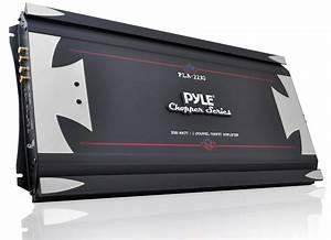 Amazon Com   Pyle Pla2230 3000 Watts 2 Channel High Power