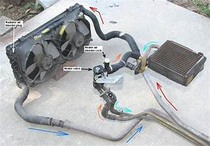 Toyota Mr2 Cooling System