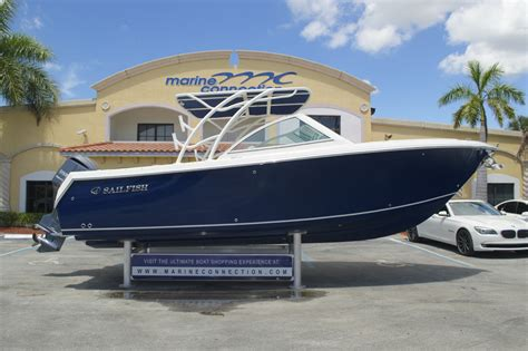 Sailfish Boats Dual Console new 2015 sailfish 275 dual console boat for sale in west