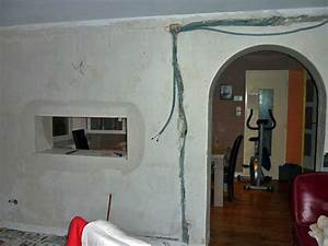 casser un mur porteur prix great problme de mur porteur With abattre un mur porteur prix