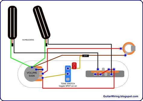the guitar wiring diagrams and tips telecaster project with humbuckers guitar