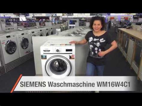siemens waschmaschine angebot siemens waschmaschine wm16w4c1 angebot der woche
