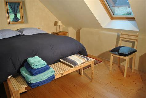 la chambre bleue l 39 écogîte un gîte écologique à aunay sur odon la