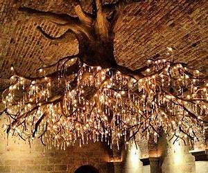 Tree Chandelier | Trees, The room and The o'jays