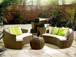 7 great qualities of rattan furniture when used in the With katzennetz balkon mit garden furniture sale uk