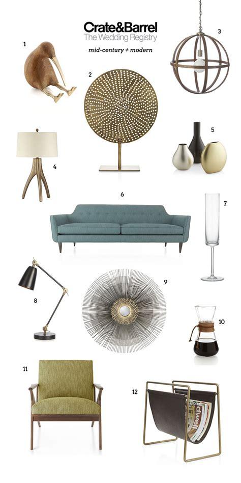 home design gifts crate and barrel wedding registry favorites decor advisor