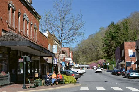 13 Best Small Towns In Western North Carolina Wnc Magazine