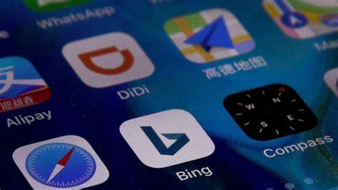 Microsofts Bing Blocked In China Prompting Grumbling