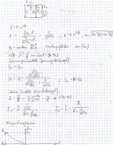 Komplexe Rechnung : komplexe rechnung eines kondensator netzwerks techniker ~ Themetempest.com Abrechnung